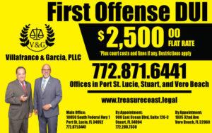 First-offense DUI