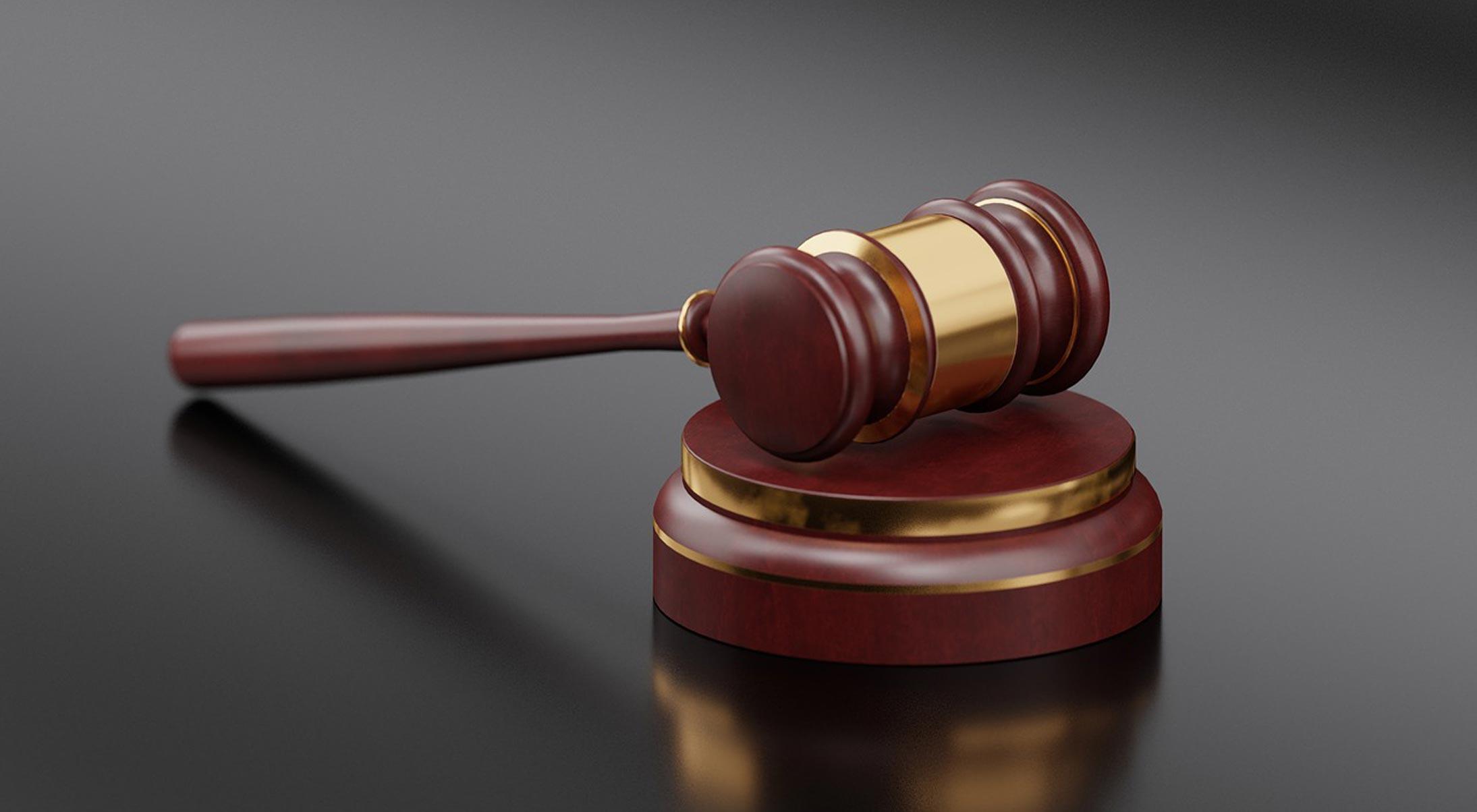 power of attorney gavel